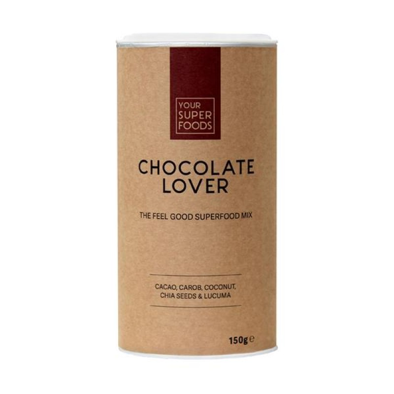 ORGANIC CHOCOLATE LOVER 200G