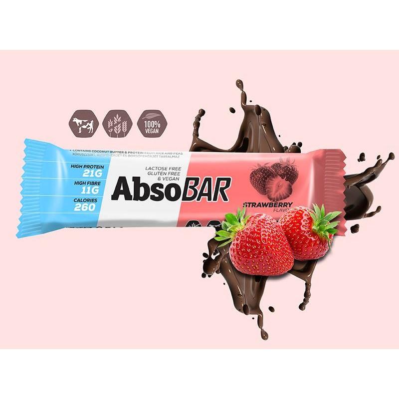 AbsoBar tyčinka jahoda