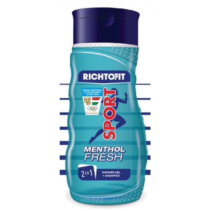 Mentol Fresh - sprchový gel