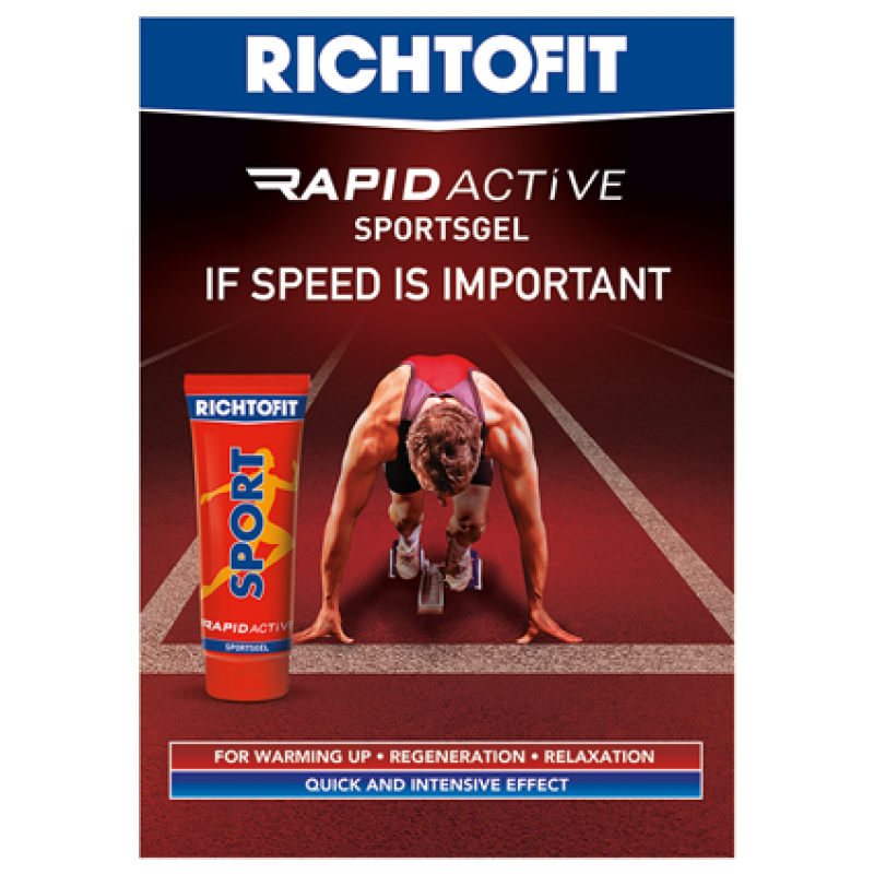 Richtofit Rapid Active 100g