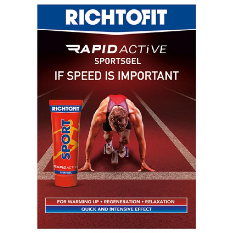 Richtofit Rapid Active 100g