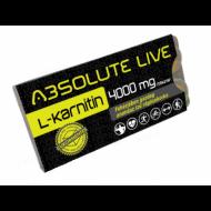 Absolute live žuvačka L-Karnitin